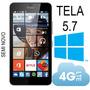 Celular Microsoft 640 Xl Lte 4g Nokia Lumia Pernanbucanas