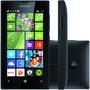 Celular Microsoft Lumia 435 Dual Sim Preto Tv Frete Grátis