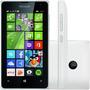 Celular Microsoft Lumia 435 Dual Sim Branco Tv Frete Grátis