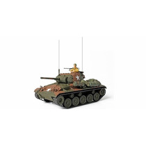 Tanque Us Army Cadillac M24 Chaffee 1:32 Forces Of Valor