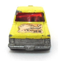 Matchbox - Nº 57 Wild Life Truck - Made In England - 1973