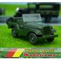 Lindo Ford Jeep Wyllis Militar Ho 1:87 Wiking