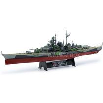Navio German Battleship 1943 Tirpitz Unimax 1:700 86008