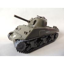 Tanque De Guerra - M4a3 Sherman Tank - New Ray 1:32 Montado