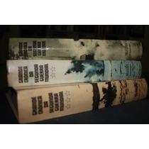 Livro Grande Crônica Da Segunda Guerra Mundial 3 Volumes