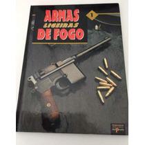 Livro Armas Ligeiras De Fogo Nr. 1