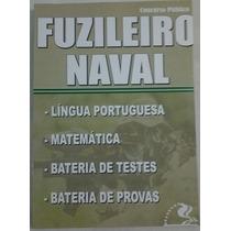 Livro Impresso Fuzileiro Naval