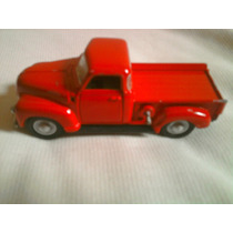 Carrinhos Hotwheels Chevy 1953 Pickup 1/36 Maisto