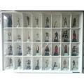 Estante Bonecos Miniatura Star Wars 32 Nichos
