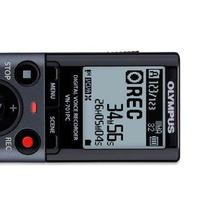 Mini Gravador De Voz Olympus Vn 701pc - 2 Gb - 823 Horas
