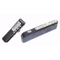 Mini Gravador Digital De Voz 8gb Escuta Telefônica C277
