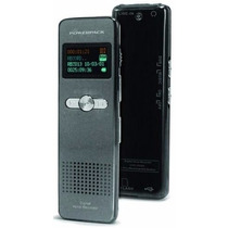 Gravador De Voz Powerpack Dvr-2928
