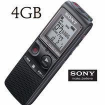 Mini Gravador Voz Digital Sony Px 240 - 4g Memo - Recomendo!