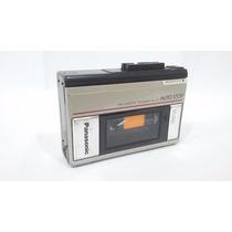 Gravador De Voz Fita Cassete Panasonic Modelo Rq-310 Antigo
