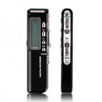 Gravador Digital De Voz Novacom / R-70 / Ligação Mp3 - 8gb