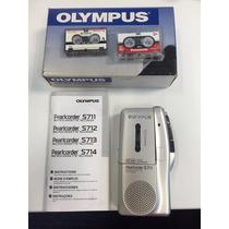 Microgravador Olympus Pearlcorder S711+2fitas+cx E Manual