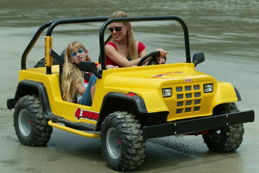 Детские авто на бензине своими руками 22