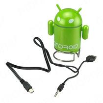 Caixa De Som Android Portatil Radio Fm Usb Mp3 Aux P2