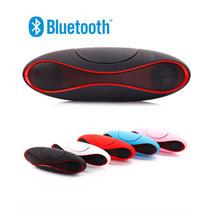Mini Caixas Som Qfx Bluetooth Speaker Usb Fm Rádio Tablet