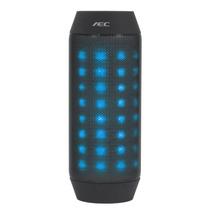 Caixa Som Audio Portátil Bluetooth 4 Led