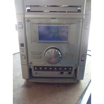 Mini System Gradiente Msd 700 Msd700, Dvd Nao Funciona