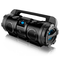 Rádio Mp3 Boombox Dock Station Fm 80w Rms Multilaser Sp163