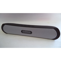 Caixa De Som Bluetooth Com Radio Fm,display E Entrada Usb/sd