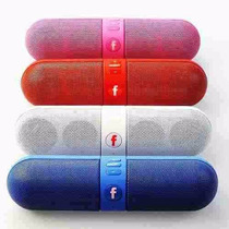 Mini Caixa De Som Bluetooth Beats Pill Portatil Radio - Mp3