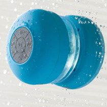 Caixa Som Bluetooth Speaker Shower Prova Agua Waterproof