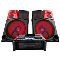 Mini System Lg X Boom Pro Cm9950 Multi Bluetooth- 3.900 W