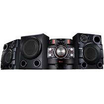 Mini System Lg Cm8440 Duplo 1800w Rms Bluetooth Nfc Subwoofe