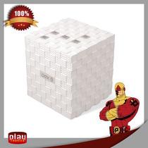 Music Box Caixa De Som Speaker C/ Bluetooth Oex Sk401 Branca