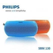 Caixa De Som Portátil Philips Sbm130 Rádio Fm Usb Sd Potente