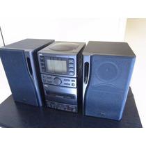 Jvc Ux-a5 Micro System - Cd Player Com Defeito