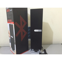 Caixa De Som Bluetooth Tower Pulse Torre C/ 100w + Auxiliar
