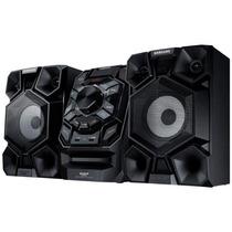 Mini System Samsung 200w Rms Rádio Am/fm, Usb - Mx-j640
