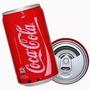 Caixa De Som Latinha Coca Cola Usb Fm Mp3 Pen Cartão Memória