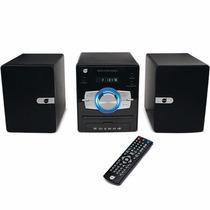 Dvd & Cd, Rádio, Usb, Cartão Sd - Micro System Promoção