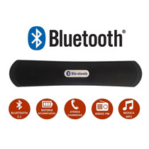 Caixa De Som Super Bass Bluetooth / Fm - Be-13 U Stereo 2.1