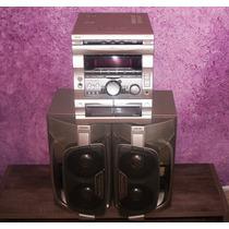 Potente Mini System Sony Mhc-grx7 260w