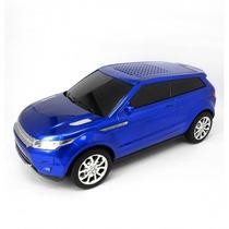 Land Rover Caixa De Som Portátil Usb Rádio Fm Mp3