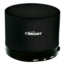 Caixa De Som Bright Bluetooth Mini - Nova