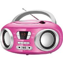 Radio Mondial 6w Rms Cd Fm Mp3 Usb - Bx-15