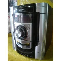 Micro System Sony Mhc-gnx900 - Impecavel - U. Dono - 6000w
