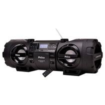 Radio Philco 200w Rms Cd Fm Mp3 Usb Sd Bluetooth P