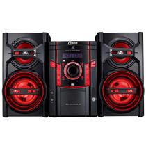 Micro System Lenoxx Ms-844 Rádio Mp3 Usb Auxiliar 50w #novo