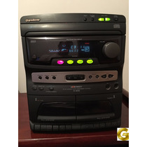 Aparelho De Som Minisystem E400 Gradiente Aproveite!!!