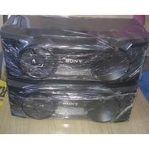 (par) Caixas Satelite Para O Sony Mhc- Gtr 888 Frete Gratis