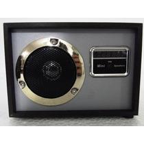 Caixa De Som Portátil Eq-16 Mp3 Entrada Usb Pen Drive Rádio
