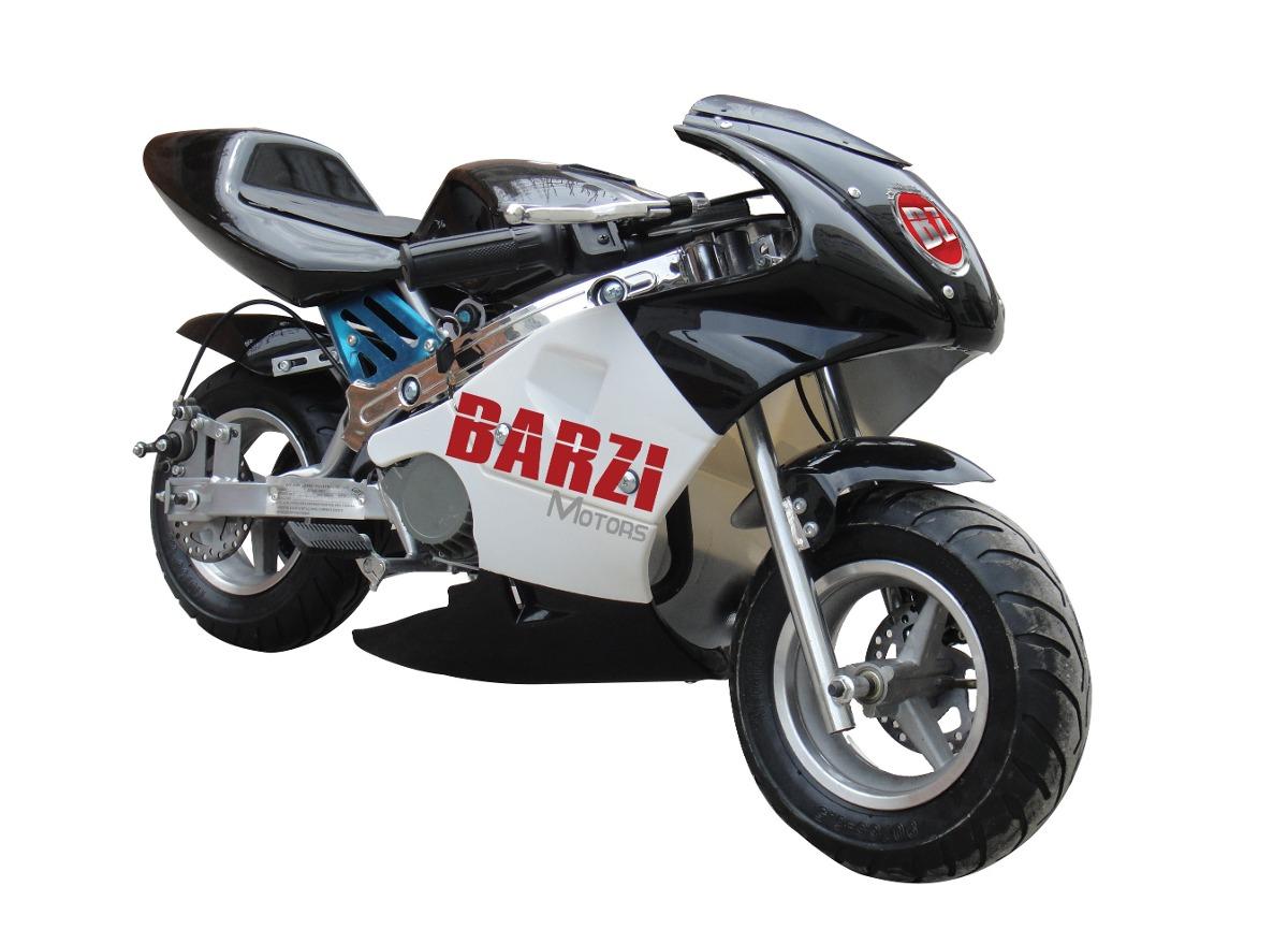 Mini Moto 192 Gasolina Bz R3 49cc Ano 2017 0 Km Em